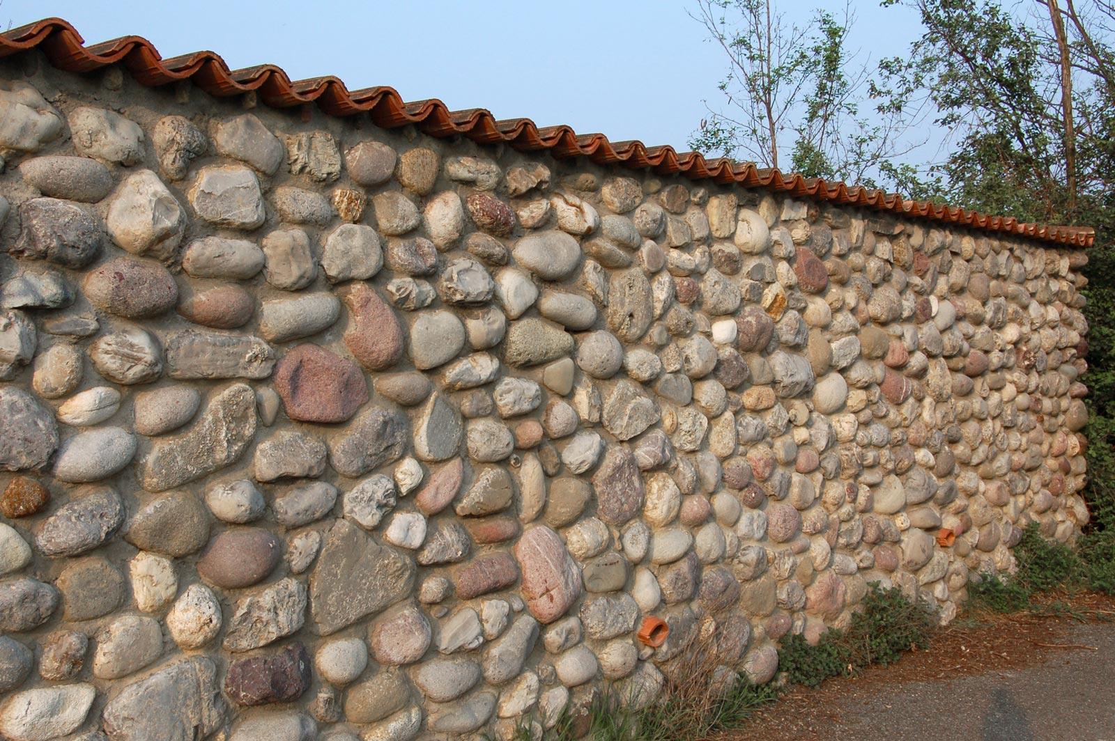 [07] I muri di una volta - abitazioni, rivestimenti a massello